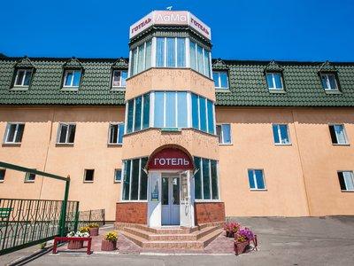 Отель ЛаМа 2* Киев Украина