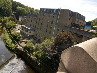 Отель Britannia Hotel Edinburgh 3* Эдинбург Великобритания