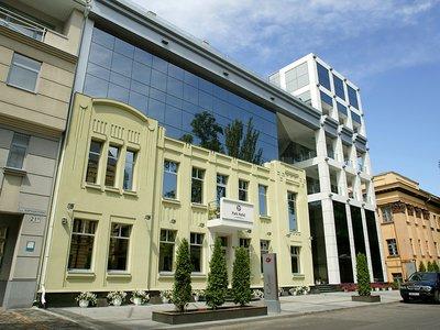 Отель Park Hotel 4* Днепр Украина