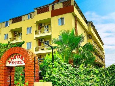 Отель Anfora Hotel 3* Белек Турция