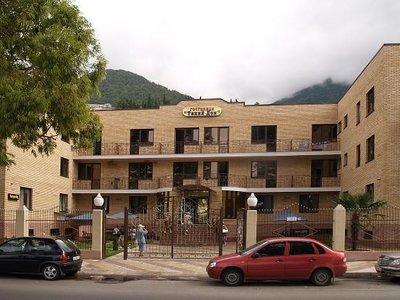 Отель Тихий Дон 2* Гагра Абхазия