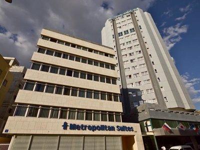 Отель Metropolitan 4* Тель-Авив Израиль