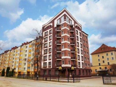 Отель Amber 2* Ивано-Франковск Украина