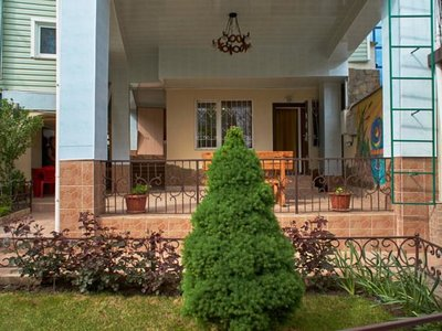 Отель Apartments na Partizanskoy 2* Алушта Крым