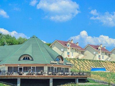 Отель Тироль 2* Солочин Украина - Карпаты