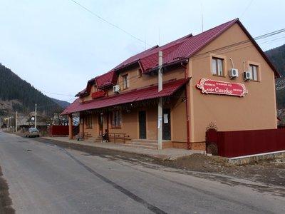 Отель Синевир 3* Синевир Украина - Карпаты
