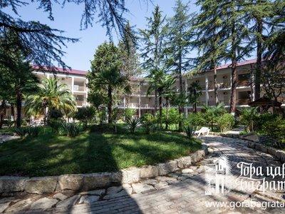 Отель Гора Царя Баграта 3* Сухуми Абхазия
