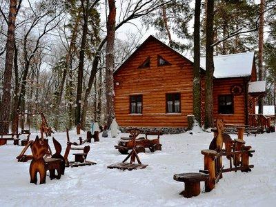 Отель Лисотель 3* Белая Церковь Украина