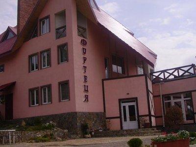 Отель Фортеця 2* Славское Украина - Карпаты