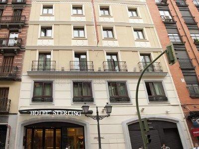 Отель Sterling Hotel 3* Мадрид Испания