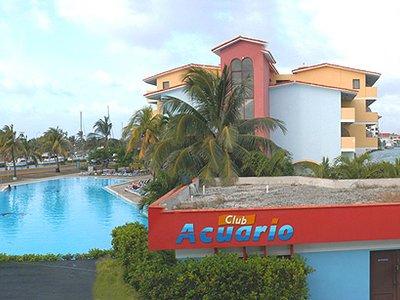 Отель Cubanacan Club Acuario 3* Гавана Куба