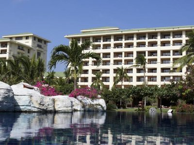 Отель Horizon Resort & Spa 5* о. Хайнань Китай