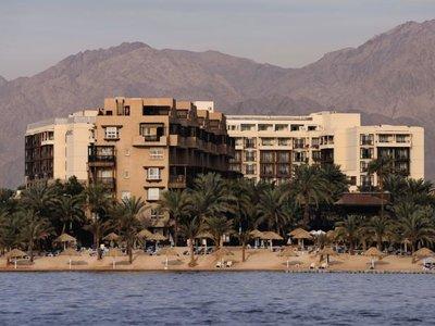 Отель Movenpick Resort & Residences Aqaba 5* Акаба Иордания