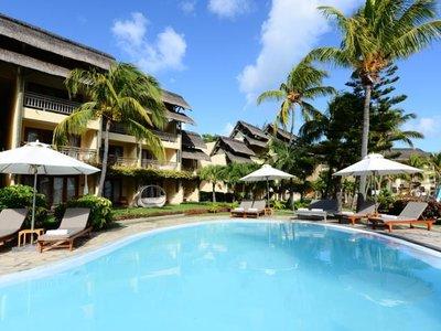 Отель Veranda Paul & Virginie Hotel & Spa 3* о. Маврикий Маврикий