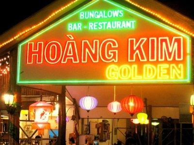 Отель Hoang Kim Golden Resort 2* Фантьет Вьетнам