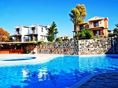 Отель Akay Garden Resort 3* Чешме Турция