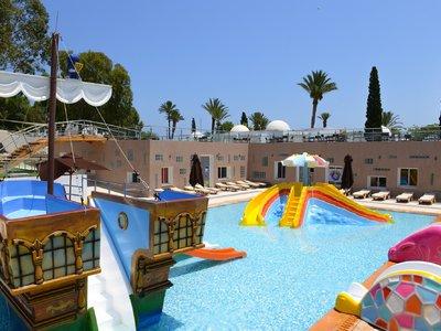 Отель ONE Resort Aqua Park & Spa 4* Монастир Тунис