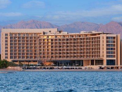 Отель Kempinski Hotel Aqaba 5* Акаба Иордания