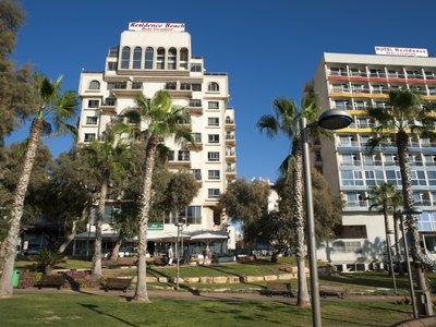 Отель Residence Hotel 3* Нетания Израиль