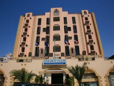 Отель Golden Tulip Aqaba 4* Акаба Иордания