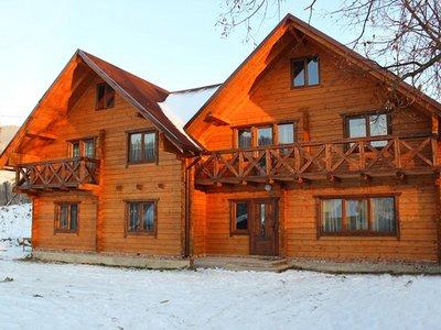 Отель Гуцульский Двор 1* Ворохта Украина - Карпаты