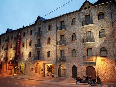 Отель Carlemany Hotel 4* Эскальдес - Энгордани Андорра