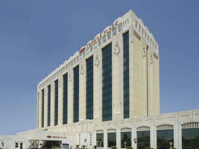 Отель Crowne Plaza Amman 5* Амман Иордания