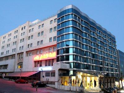 Отель Al Fanar Palace Hotel 4* Амман Иордания