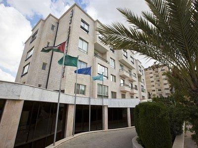 Отель Amman International Hotel 4* Амман Иордания