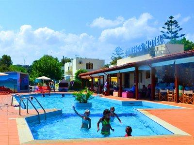 Отель Bomo Club Amnissos Residence 3* о. Крит – Ретимно Греция
