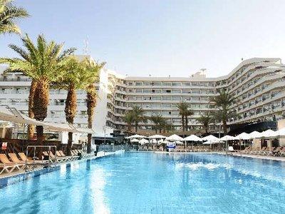 Отель Neptune Eilat 5* Эйлат Израиль