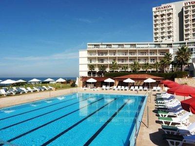 Отель The Sharon Hotel 5* Герцлия Израиль