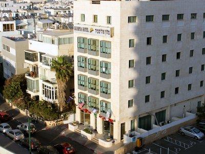 Отель Olympia Tel Aviv 3* Тель-Авив Израиль