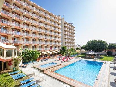Отель Medplaya Balmoral Hotel 2* Коста Дель Соль Испания