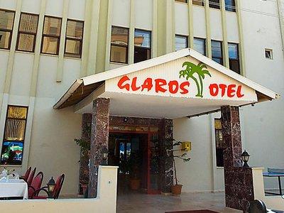 Отель Glaros Hotel 3* Алания Турция