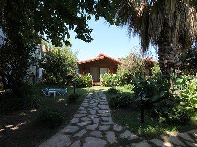 Отель Karakus Pension 2* Анталия Турция