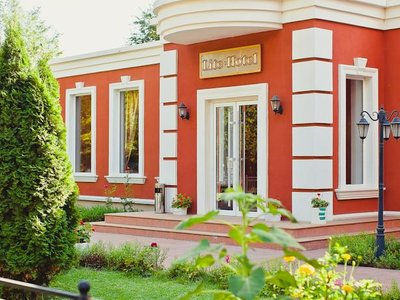 Отель Lite Hotel 3* Волгоград Россия