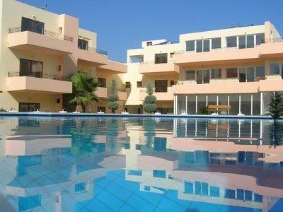 Отель Kavros Garden Hotel 3* о. Крит – Ханья Греция