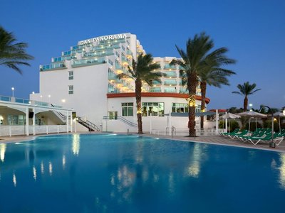 Отель Dan Panorama Eilat Hotel 5* Эйлат Израиль