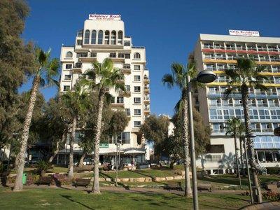 Отель Residence Beach 3* Нетания Израиль