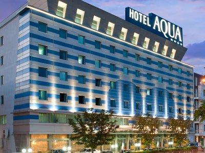 Отель Aqua Hotel Varna 4* Варна Болгария
