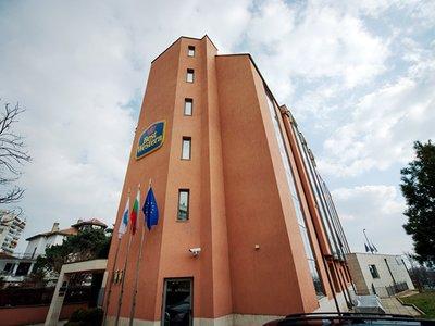 Отель Amiral Hotel 3* Варна Болгария