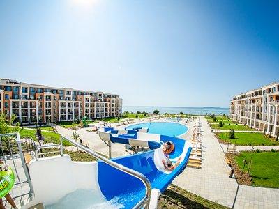 Отель Premier Fort Beach 4* Святой Влас Болгария
