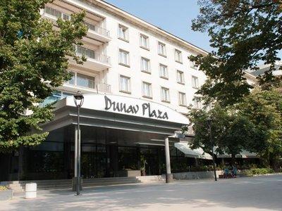 Отель Dunav Plaza Hotel 3* Русе Болгария