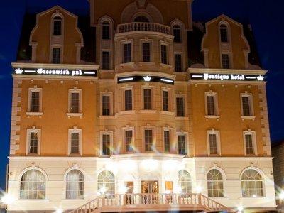 Отель Gallery Park Volgograd Hotel 4* Волгоград Россия