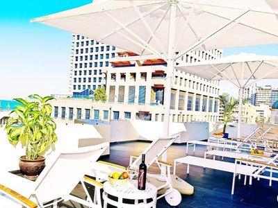 Отель Bell Boutique Hotel 3* Тель-Авив Израиль