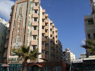 Отель Armon Yam Bat Yam Hotel 3* Тель-Авив Израиль
