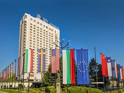 Отель Marinela Hotel 5* София Болгария