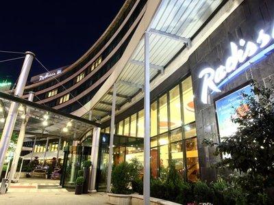 Отель Radisson Blu Grand Hotel Sofia 5* София Болгария