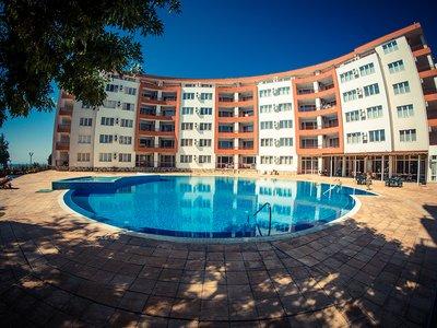 Отель Riviera Fort Beach 3* Равда Болгария